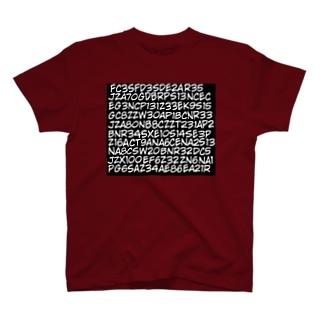 型式地獄 T-shirts