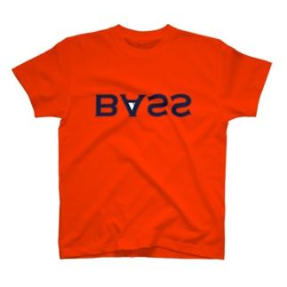 URAME BASS TEE(ネイビーロゴ) Tシャツ