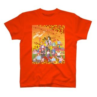 2018_japan_tour_ouen_T shirt Tシャツ