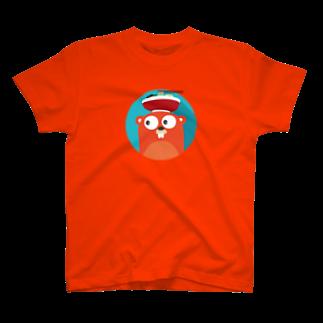 keita_kawamotoのFukuoka.go(イラストのみ)Tシャツ
