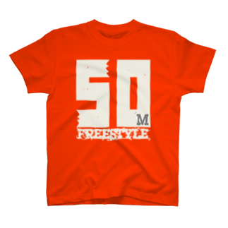 shop_imの50mfreestyleTシャツ