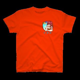亞璃紗の亞璃紗Tシャツ