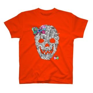 有坂愛海×326「グロスカルリボン」 Tシャツ