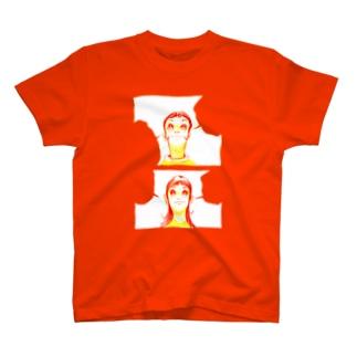ヤノベケンジ《サン・チャイルド》(ペア) Tシャツ