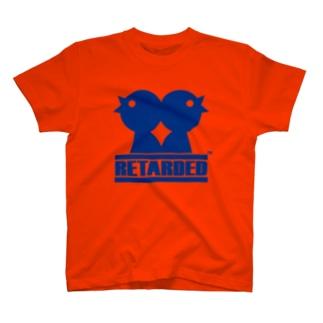 RETARDED Tシャツ