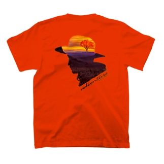 2019-2月NEW「アドベンチャー」 T-shirts
