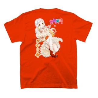【推しメングッズ】声優学園1年C組 楠本有佳子 Tシャツ Tシャツ