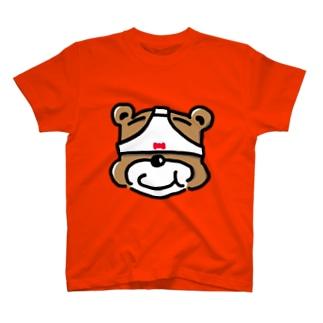 ぱんつ(jigyakkuma) T-shirts