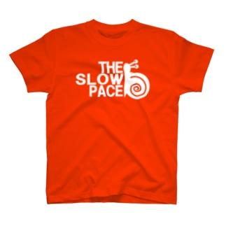 ザ・スローペース かたつむり T-shirts