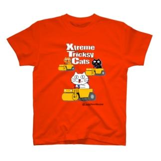 ネコ兄弟 tXTC_30 T-shirts