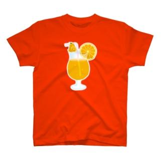 オレンジペンギン T-shirts
