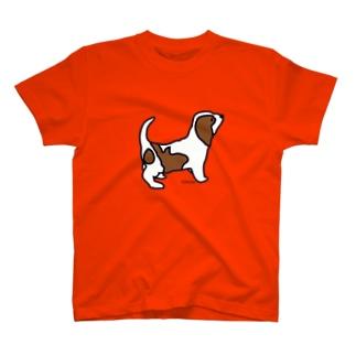子犬 T-shirts