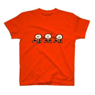 反復横跳び T-shirts