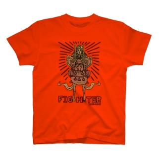勝軍地蔵菩薩 T-shirts