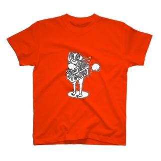 蒲焼きboyロゴなし T-shirts