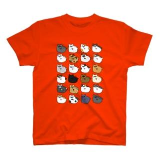 猫!大集合! T-shirts