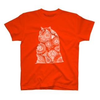 FUKAFUKACAT03 T-shirts