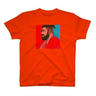 マンバンお兄さん T-shirts