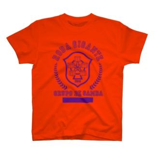 カレッジロゴ(Roxo) T-shirts
