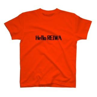 ハローレイワ T-shirts