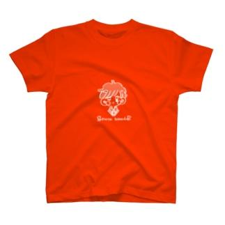 鶏頭 T-shirts