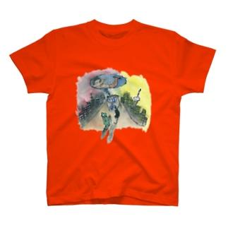 ねりまにて T-shirts