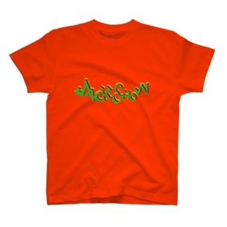 JACK SHOWデザイン T-shirts