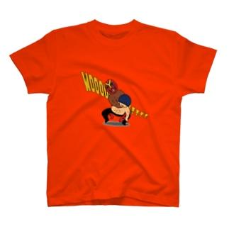 レスラー(強い子) T-shirts