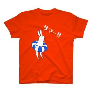 タドリのサマー!!  T-shirts