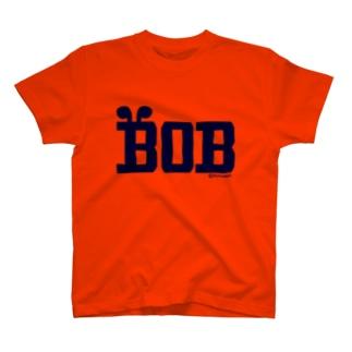 どどーーんとBOB!ver.2 T-shirts