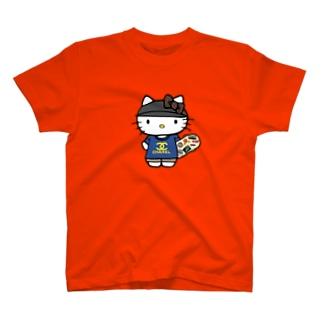 ストラグージュ猫さん T-shirts
