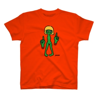 flying hands 2 T-shirts