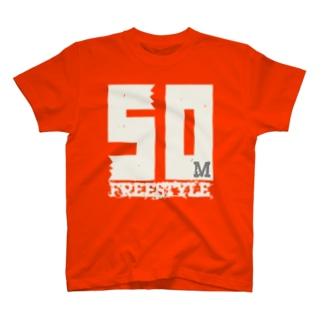 50mfreestyle T-shirts