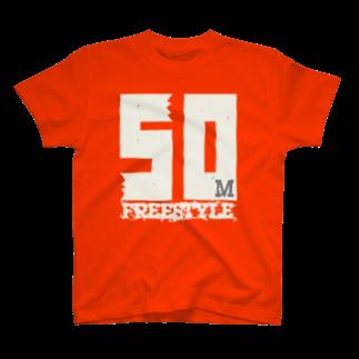 shop_imの50mfreestyle T-shirts