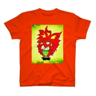ガジュマルくん T-shirts
