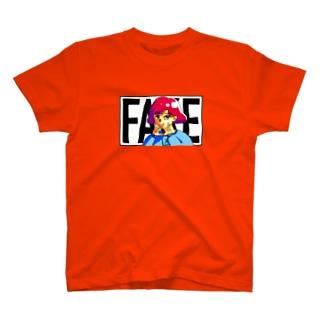 凶のハンドサイン 80's T-shirts