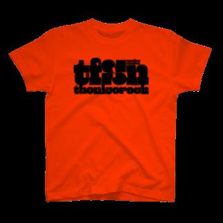 2569のtfSntwofivesixninethenicorock T-shirts