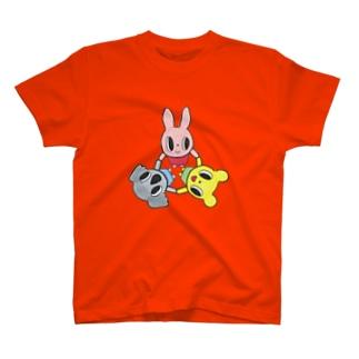 わっかTシャツ T-shirts