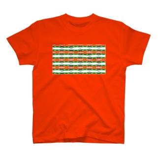 Modern ethnic costume_18.02.2016 T-shirts