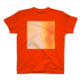 Cohesion of spring T-shirts