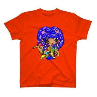 カラフル×ギャル② T-shirts