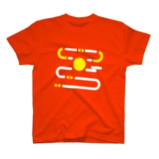 作用 T-shirts
