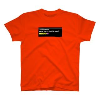 Taco Station T-shirts