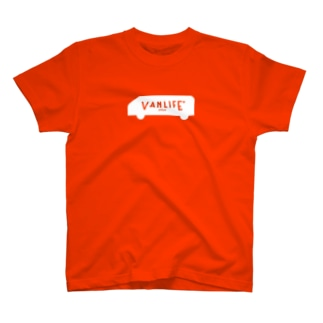 vanlife plus_logomark02 T-shirts