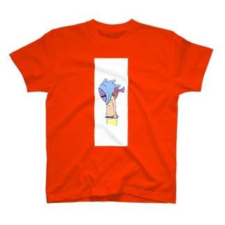 やっつけるマン T-shirts