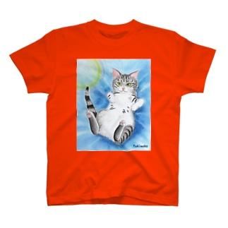さぁ、お撫でなさい T-shirts