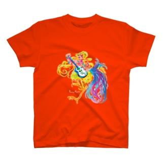 かなでる!キンナラちゃん! T-Shirt