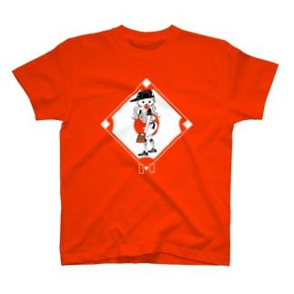 ベースボールガール T-shirts