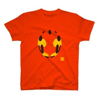 アミダテントウ T-shirts