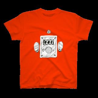 ヤノベケンジアーカイブ&コミュニティのヤノベケンジ《カウンター・ゼロ》 T-shirts